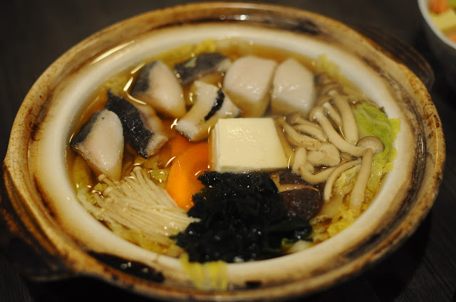 Barashi Tei Food Review Gindara Nabe Lunarrive Singapore Lifestyle Blog