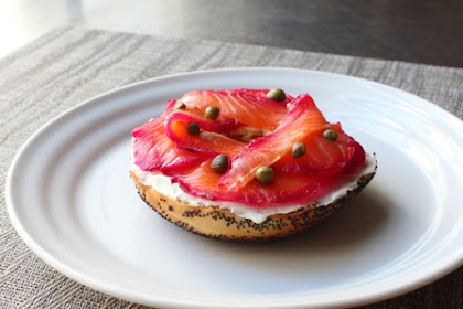 Beet-Cured Salmon Gravlax – Easier and Slower Than You Think