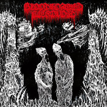 "BLOODSOAKED NECROVOID - ""THE APOCRYPHAL PATHS..."""