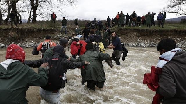 """Παραδοχή Τσίπρα: """"Αυτοί που έκλεισαν τα σύνορα δεν θα τα ανοίξουν"""""""