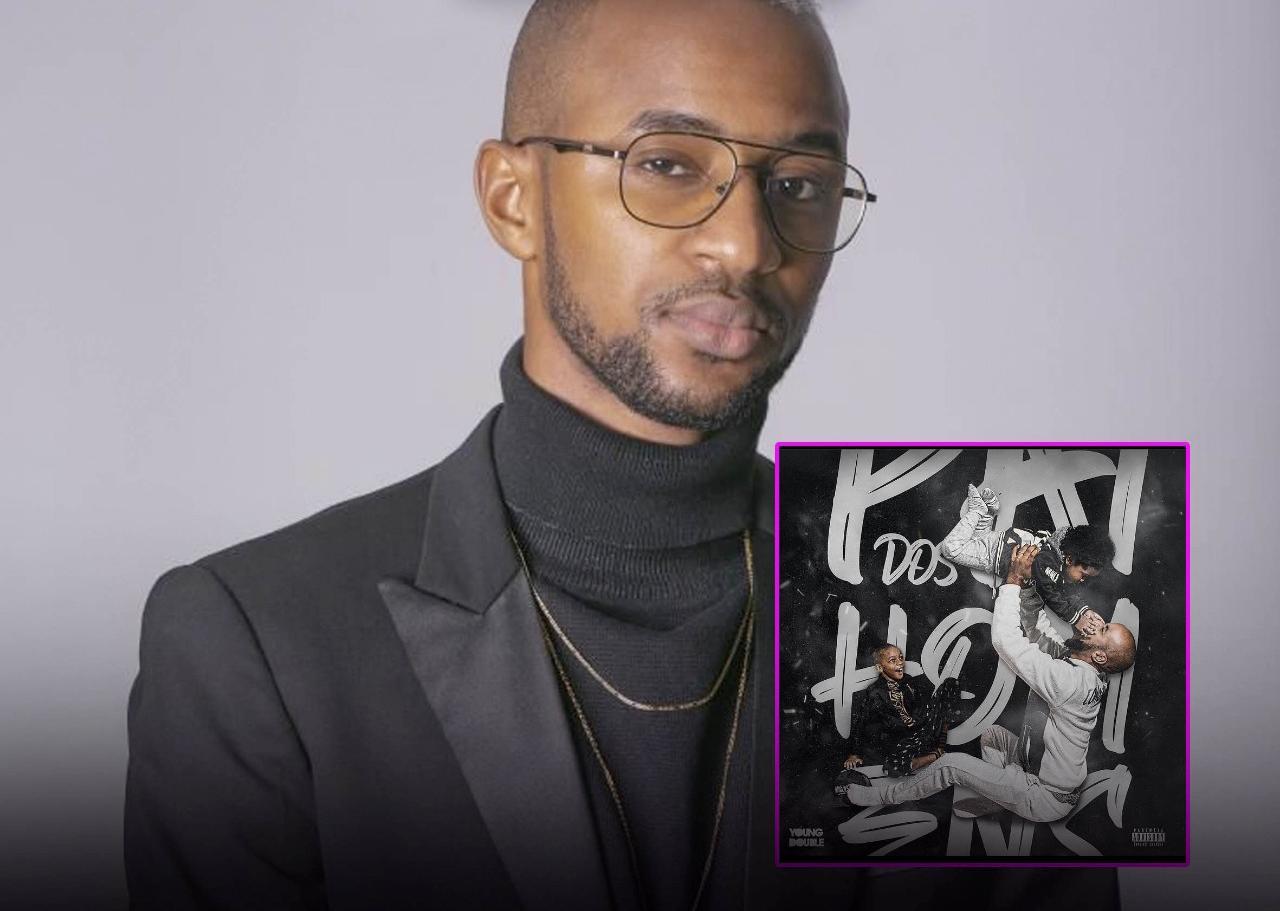 """Qual sua música favorita no """"Pai dos Homens"""", novo album do Young Double? Vote!"""