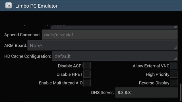 Cara Instal Kali Linux di Android Dengan Kali Linux i386 dan Limbo PC Emulator.