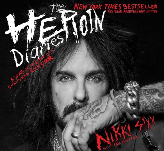 SIXX A.M. - The Heroin Diaries Soundtrack [10th Anniversary Edition] (2017) inside