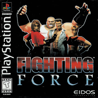 Download  Fighting Force 1 e 2 - Torrent (Ps1)