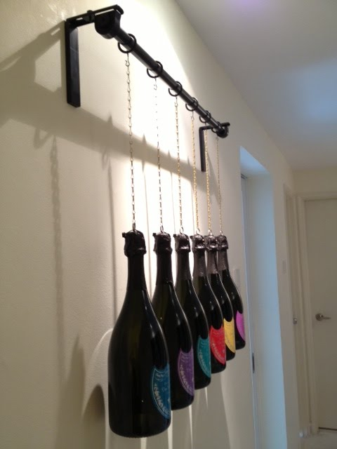Home Decoration Views Dom Perignon X Andy Warhol Limited Edition Wall Art