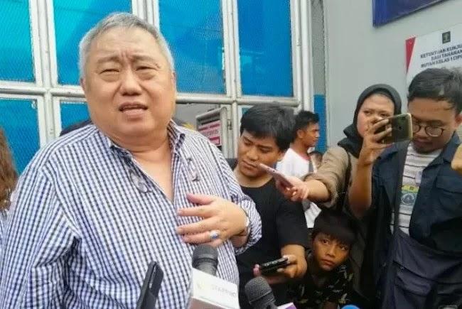 "Kabar Pemecatan Novel Baswedan dkk, Lieus Sungkharisma: Semakin Jelas ""Ketidakseriusan"" Jokowi Berantas Korupsi!"