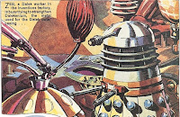 TV21 Comics Dalek Drone 03