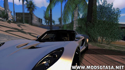 Mod Sombras do GTA V for GTA SA