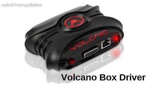 volcano-box-usb-driver