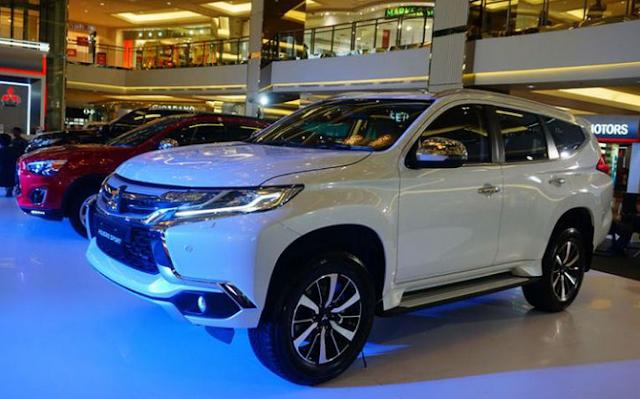 Mobil Pajero Tulungagung