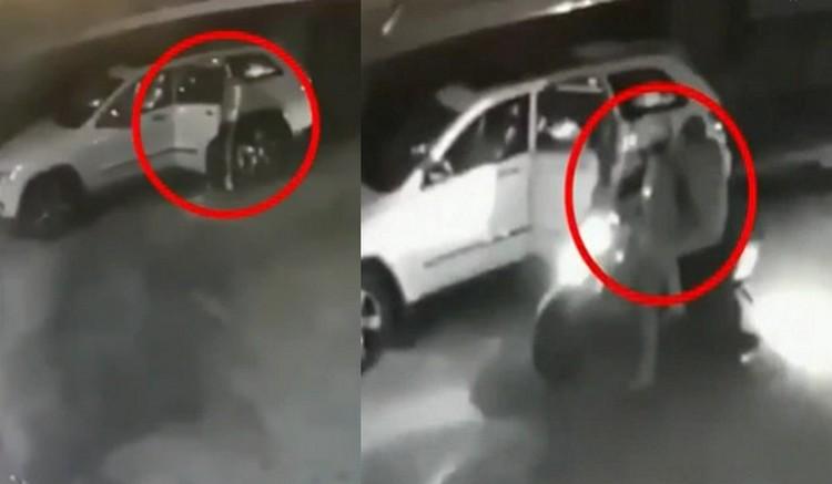 VIDEO, Captan el momento en que Motosicarios rafaguean por la espalda a cirujano plástico en Acapulco, Guerrero