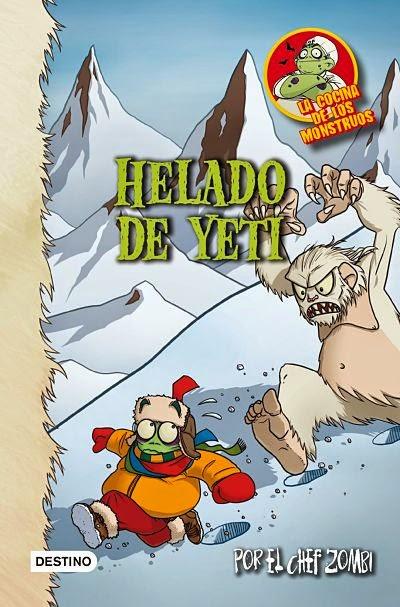 Helado de Yeti (La cocina de los monstruos 8)