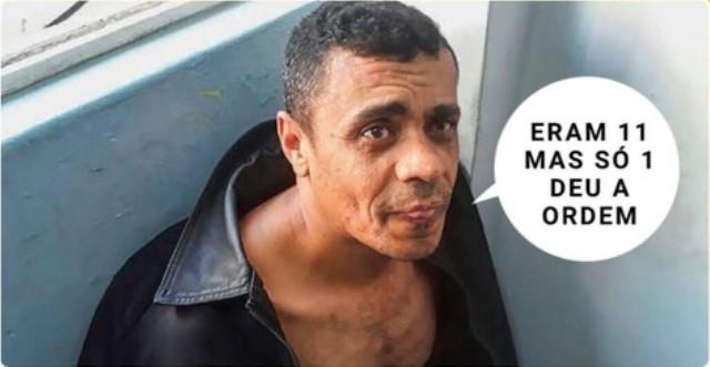 Adélio Bispo, o homem que esfaqueou Jair Bolsonaro durante a campanha presidencial em 2018.