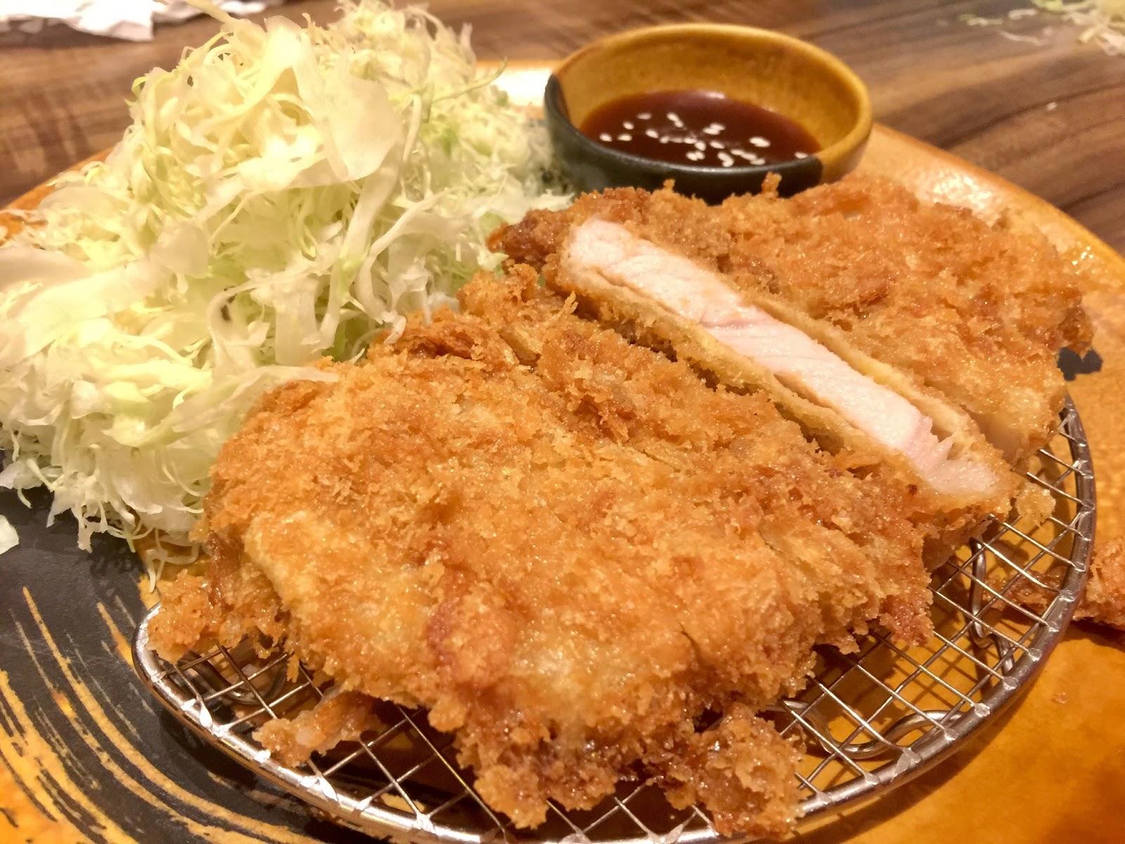 Watami Uptown Mall BGC Pork Katsu