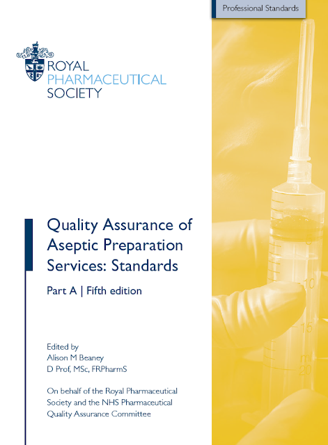 Quality Assurance of Aseptic Preparation Services Standards