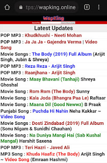 Best websites to download bollywood songs