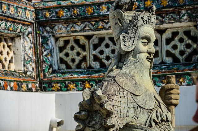 Wat Arun (Świątynia Świtu)