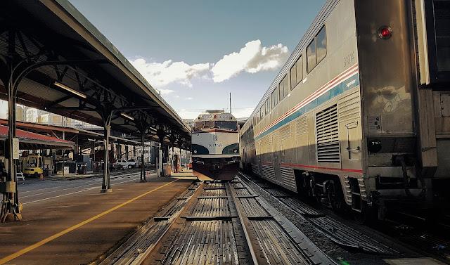 Viaggiare negli USA con Amtrak