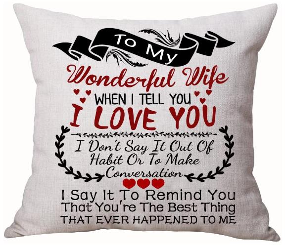 unique pillow case