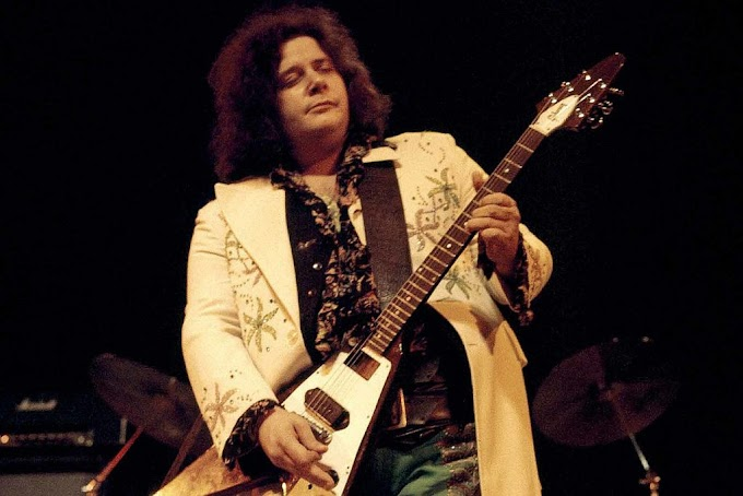 Mountain Guitarist Leslie West Has Passed Away At Age 75