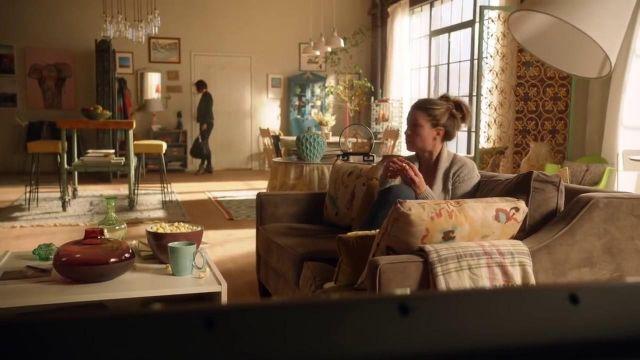 Supergirl Apartment
