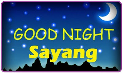 Ucapan Kata Kata Selamat Malam