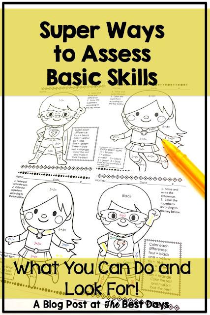 Superhero basic skills pin