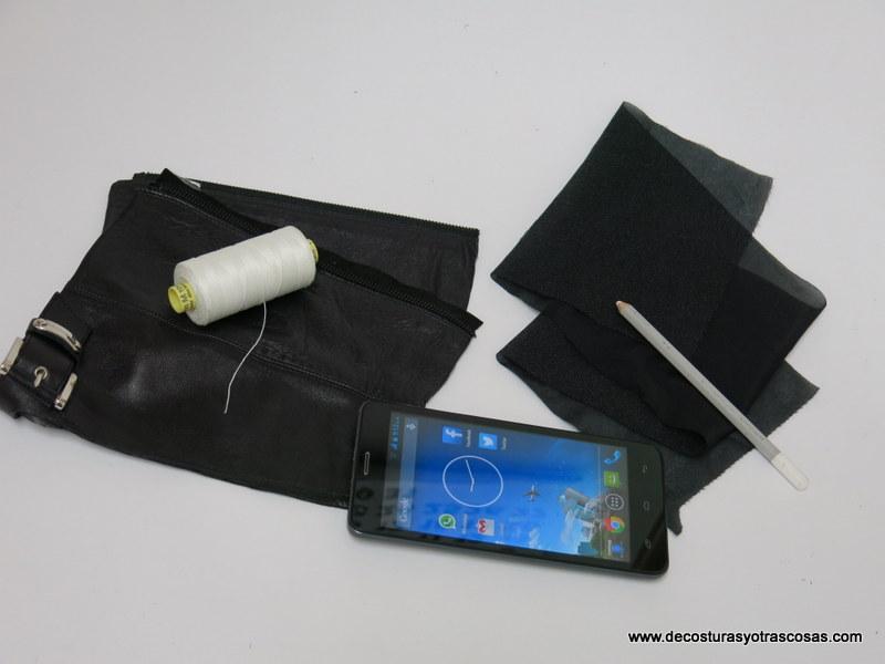 como hacer funda para celular