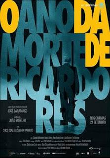 O Ano da Morte de Ricardo Reis, o Novo Filme de João Botelho, Chega a 1 de Outubro a Portugal