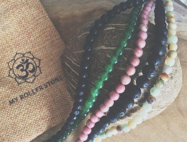 My Roller Stone et ses perles en pierre naturelle