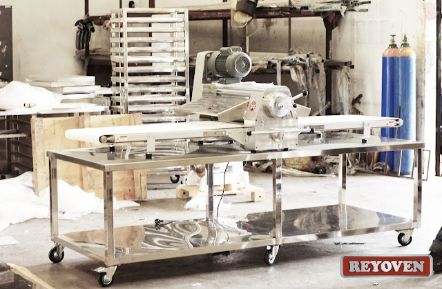 Jual Dough Sheeter Murah di Jogja
