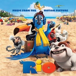 Cd BSO banda sonora pelicula Rio Soundtrack+Rio+music+from+the+motion+picture+ost+2011