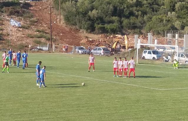 Χωρίς νικητή και γκολ έληξε το παιχνίδι του Απόλλωνα Πάργας με τον Αμβρακικό Βόνιτσας στο γήπεδο της Βαλανιδοράχης.