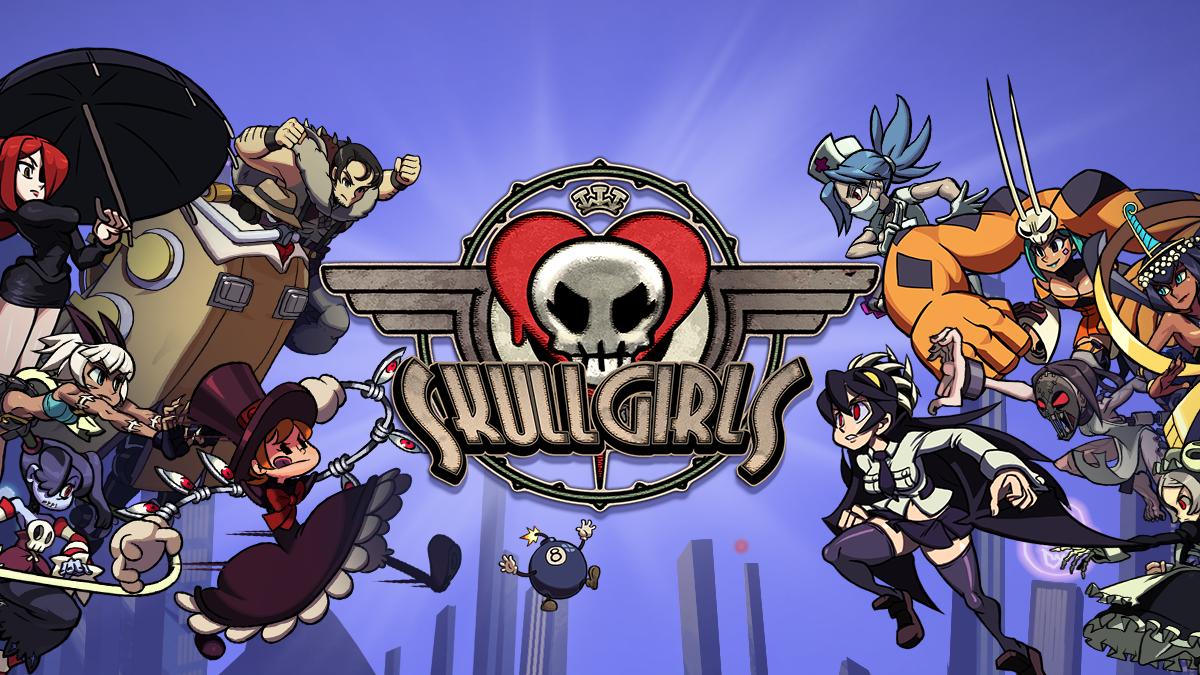 Skullgirls Arcade Dump