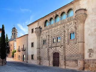 Baeza - Palacio de Jabalquinto