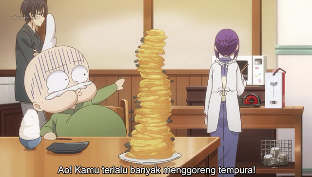 Midara na Ao-chan wa Benkyou ga Dekinai Episode 12 (END) Subtitle Indonesia