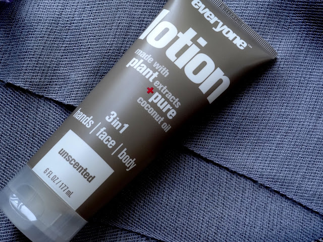 EO Products' Everyone 3-in-1- Lotion Unscented