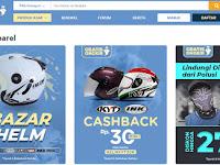 Simak Berita Motor di Moladin Mengenai Promo Helm Berikut Agar Tidak Ketinggalan