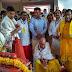 राष्ट्रपति प्रणव मुखर्जी ने मां पीतांबरा मंदिर में की पूजा अर्चना
