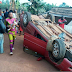 Pastor Innocent Chinedu, His Wife And Twins Survive Ghastly Accident - Pictures