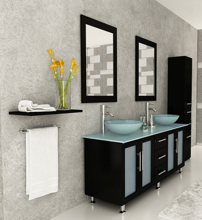 Modern Bathroom Vanities 2017