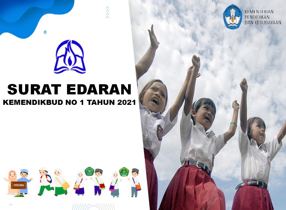 Surat Edaran Nomor 1 Tahun 2021
