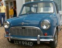 Morris Mini 1966