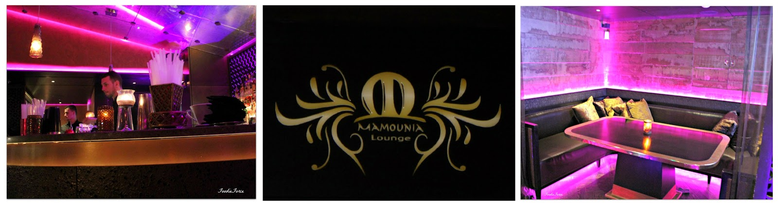 Mamounia Lounge Mayfair