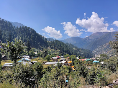 My Experience with The Trekkers for Muzaffarabad and Neelam Valley