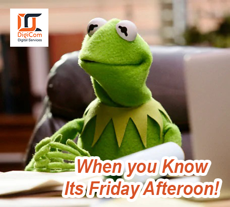 Kermit the Frog - Friday Afternoon Memes