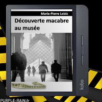 • Découverte macabre au musée - Marie-Pierre Loizic