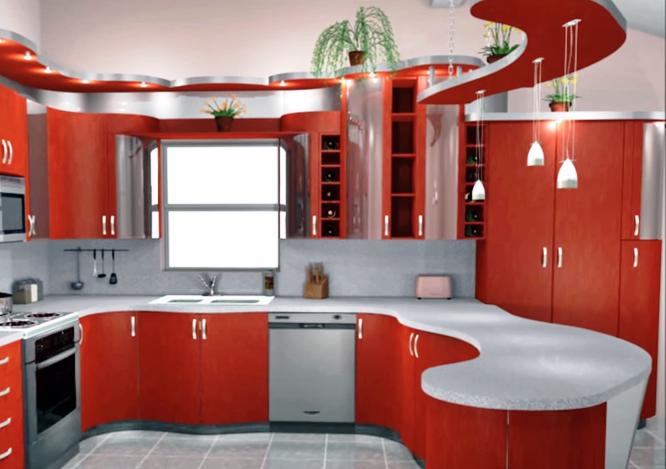 Modern%2BKitchen%2B2018%2BDesigns%2B%25281%2529 Modern Kitchen 2018 Designs Interior