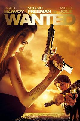 Wanted [2008] [DVD R1] [Latino]
