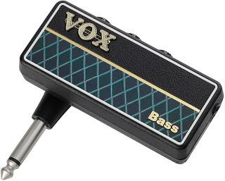 Bass Headphone Amplifier